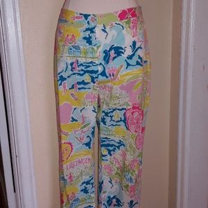 Lilly Pulitzer Summer 2004 Capris